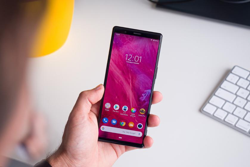 Дождались: Sony Xperia 1 и Xperia 5 начали получать обновление Android 10