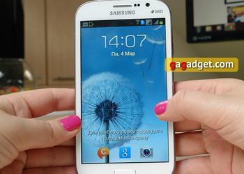 Обзор Samsung Galaxy Grand (i9082)