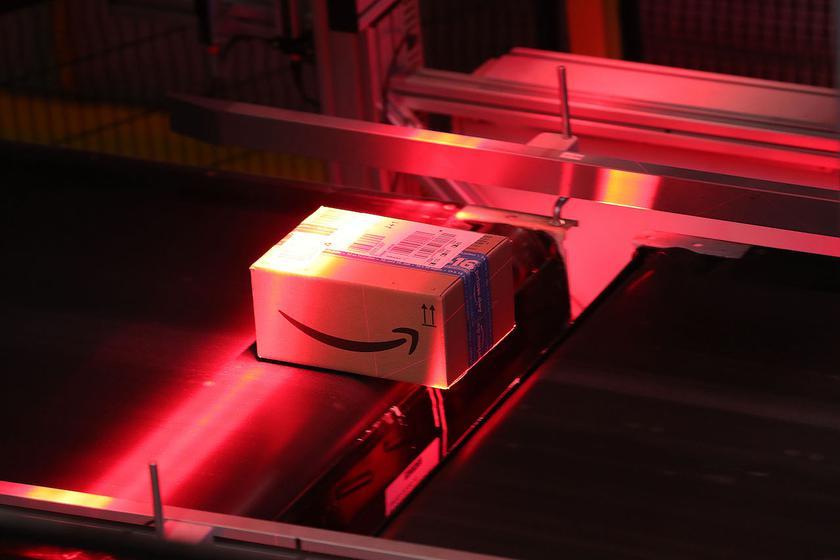 Европейские власти наложили на Amazon рекордный штраф