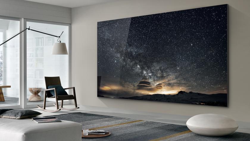 Samsung везет на CES 2020 первый полностью безрамочный телевизор