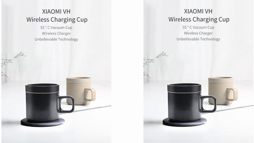 Xiaomi выпустила «умную» чашку с автоподогревом и беспроводной зарядкой за $26
