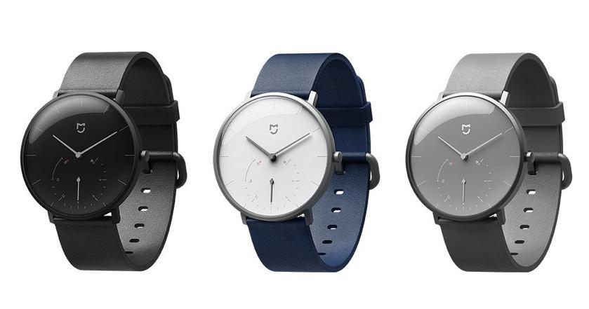 Xiaomi Mijia Quartz Watch: «умные» часы с классическим дизайном и ценником $52