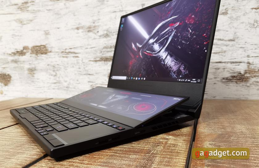 First Impressions: ASUS ROG gaming laptops with AMD processors and RTX 3000 series graphics seen in real!-4
