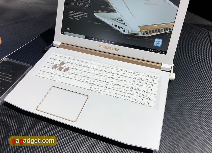 Computex 2018: новые игровые ноутбуки и системные блоки Acer своими глазами-2