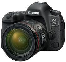 Фотоаппарат CANON EOS 6D Mark II 24-70 L IS KIT (1897C028)