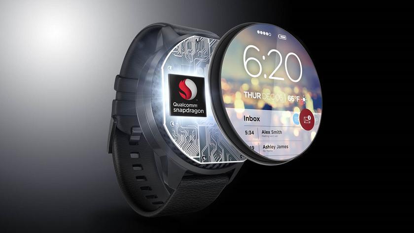 10 сентября Qualcomm проведет презентацию нового процессора для смарт-часов