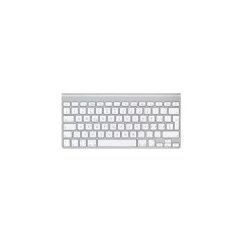 Apple A1314 Wireless Keyboard White Bluetooth