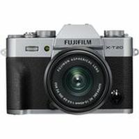 Фотоаппарат FUJIFILM X-T20 + XC 15-45mm F3.5-5.6 Kit (16584577) Silver