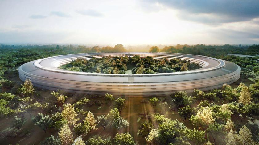 Employees of Apple Park complain that they constantly crash into glass walls