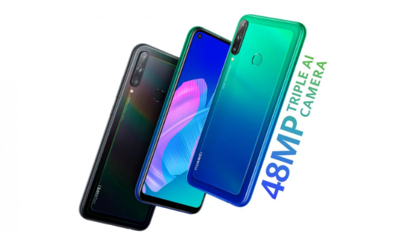 Huawei представила смартфон Huawei Y7p с Kirin 710F и тройной камерой. Говорят, это Huawei P40 Lite