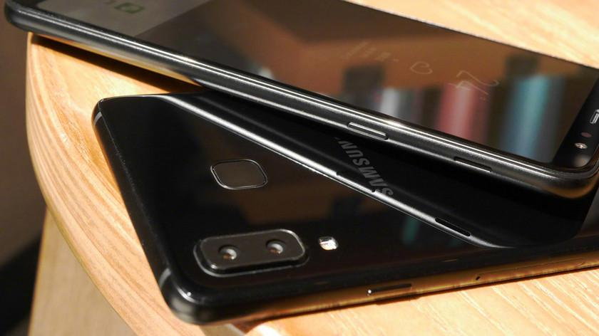 Notice Samsung Galaxy A8 Star: twin brother Galaxy A9 Star for other