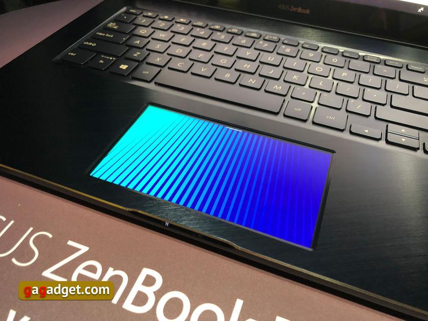 Computex 2018: новые ноутбуки ASUS своими глазами-19