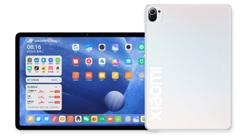 Конкуренты iPad Pro и Galaxy Tab: планшеты Xiaomi Mi Pad 5 получат аккумулятор на 8520 мАч и выйдут позже июня