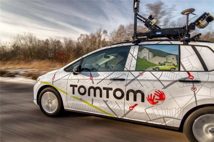 Официально: TomTom станет поставщиком карт не только для Apple, но и для Huawei