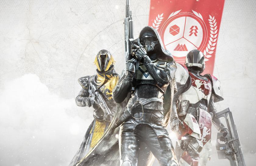 Destiny 2 получила эксклюзивную версию для Кореи сдонатом иновым персонажем