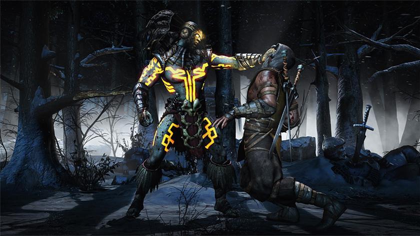 Системные требования файтинга Mortal Kombat X