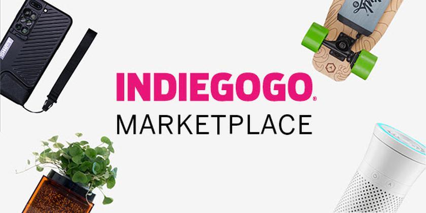 Indiegogo запустил магазин товаров с гарантированной доставкой