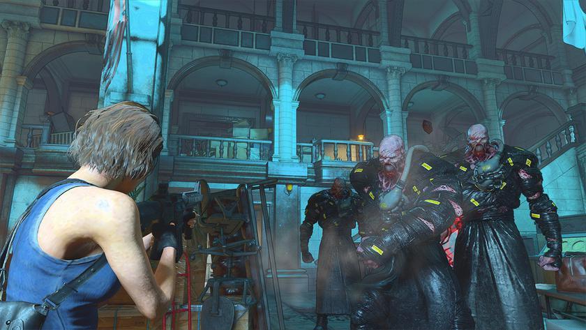 Capcom представила Re:Verse— мультиплеерный экшен сперсонажами Resident Evil