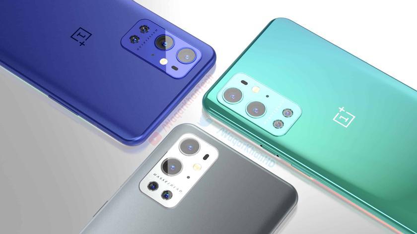 Стали известны подробные характеристики OnePlus 9: дисплей, как у 8T, Snapdragon 888, батарея на 4500 мАч и зарядка в комплекте