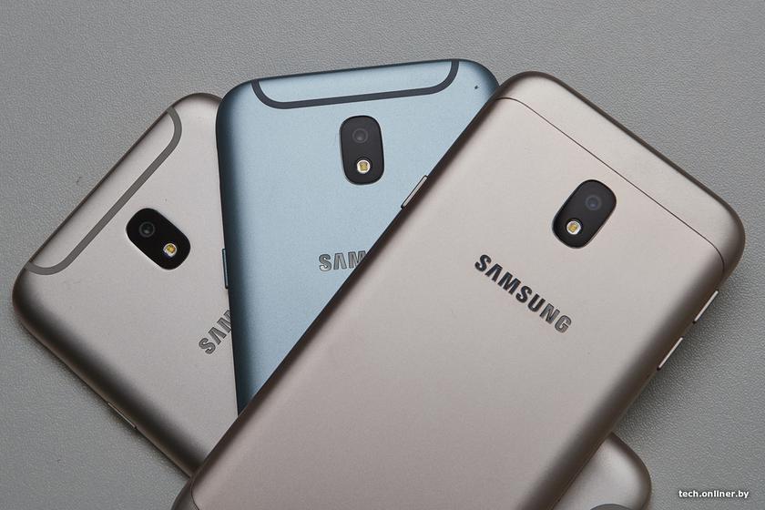 Samsung убирает серию смартфоновGalaxy J