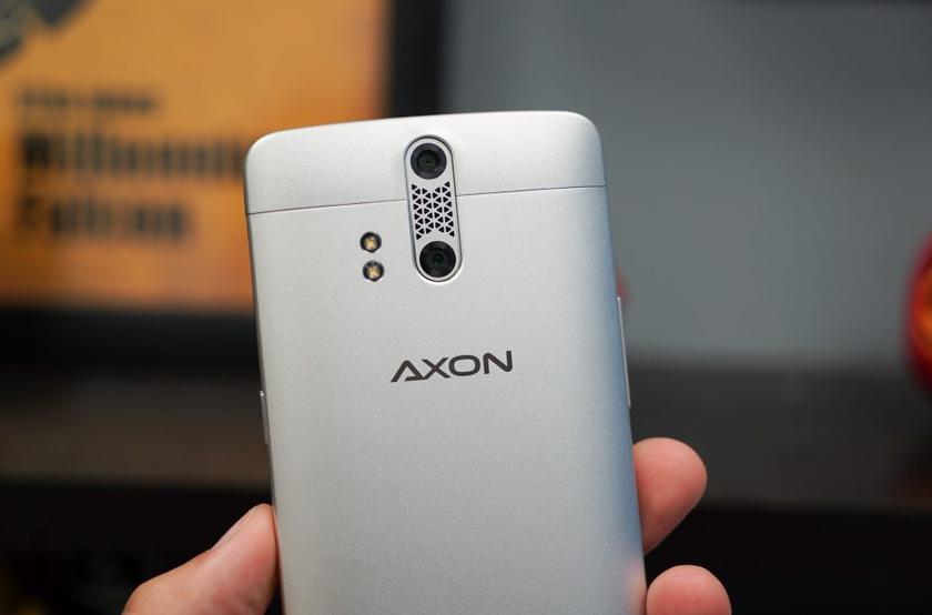 ZTE возвращается на рынок вместе с новым флагманом Axon 9