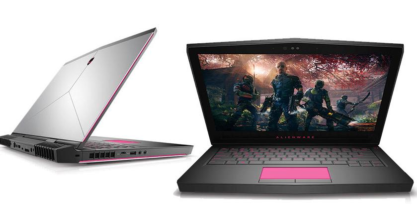 Dell updated the gaming laptops Alienware 15 and 17