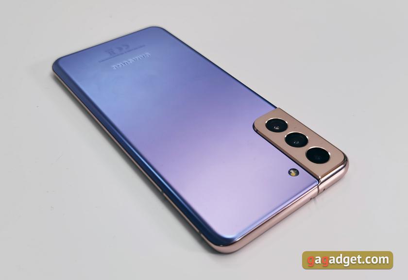 Флагманская линейка Samsung Galaxy S21 и наушники Galaxy Buds Pro своими глазами-7