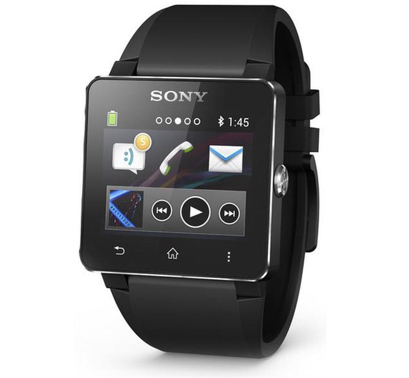 14  компания sony решила с этим не тянуть и выпустила на рынок своего «помощника» — sony smartwatch.