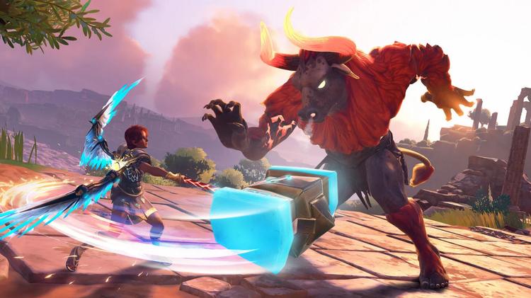 Ubisoft лишила Stadia эксклюзива: бесплатная «демка» Immortals Fenyx Rising добралась до консолей иПК