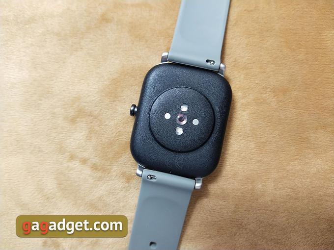 Огляд Amazfit GTS: Apple Watch для бідних?-11