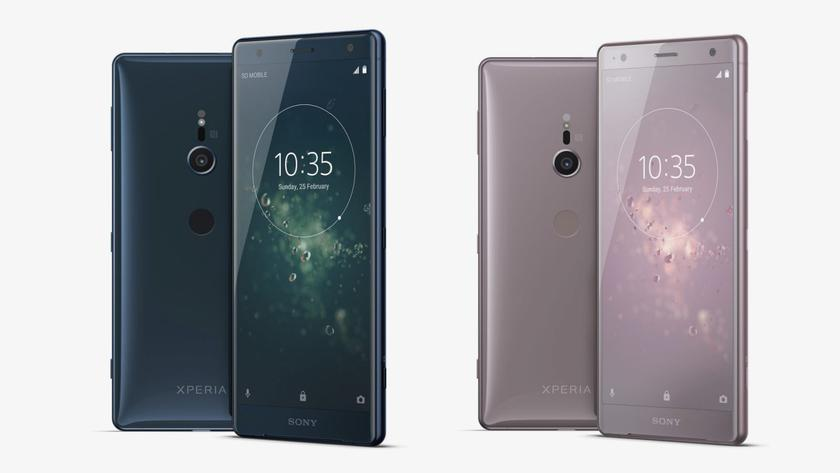 Sony explained why they removed the 3.5 mm audio connector in Xperia XZ2
