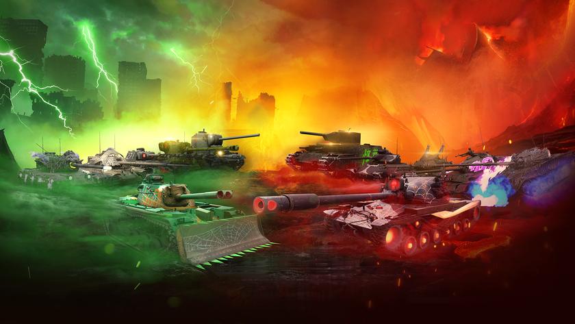 «Пробуждение зла»: Wargaming добавила сражения натанках-монстрах вконсольную World ofTanks