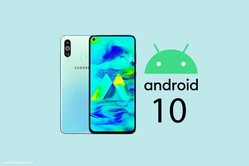 Смартфоны Samsung Galaxy M40 и A60 скоро получат Android 10 с One UI 2.0