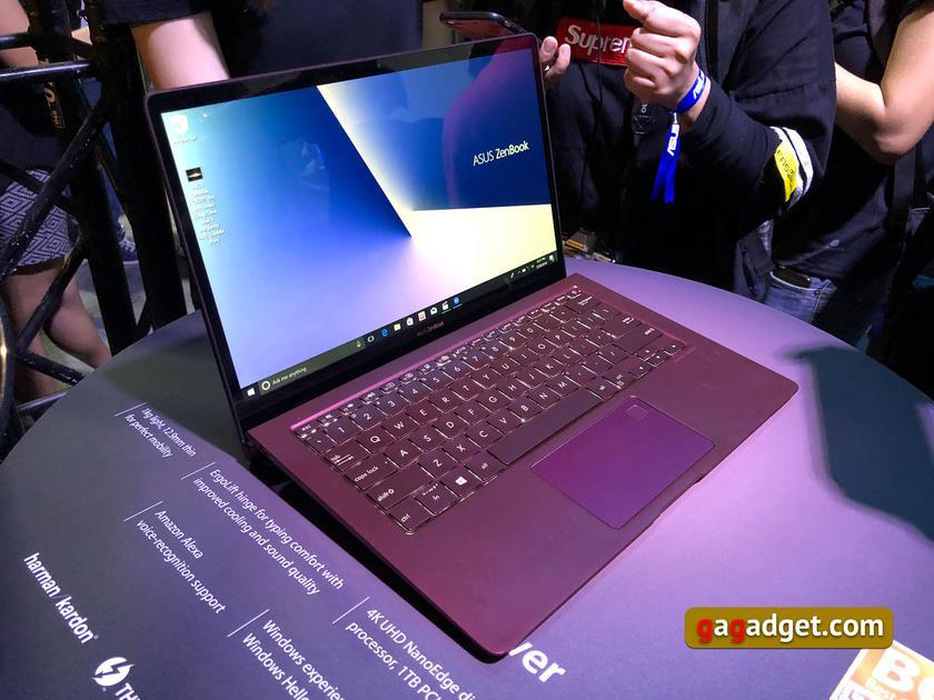 Computex 2018: новые ноутбуки ASUS своими глазами-10