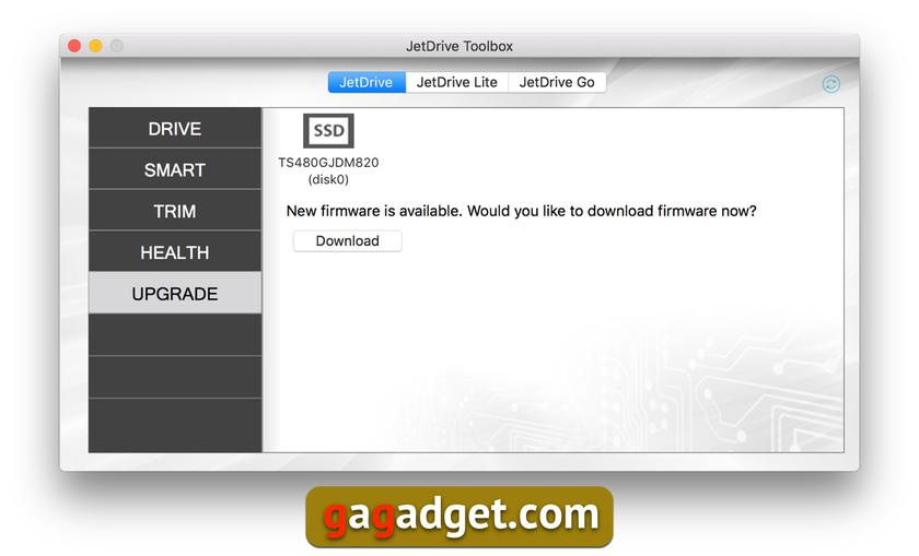 Бюджетная модернизация MacBook Pro с помощью SSD-накопителя Transcend JetDrive 825-24