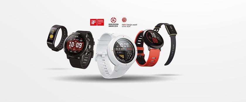 Экосистема Xiaomi: лучшие умные часы Huami под маркой Amazfit
