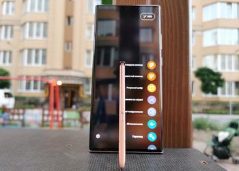 Самый подробный обзор Samsung Galaxy Note 20 Ultra