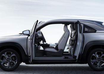 Конкурент Tesla: новый электромобиль от Mazda – Mazda MX-30