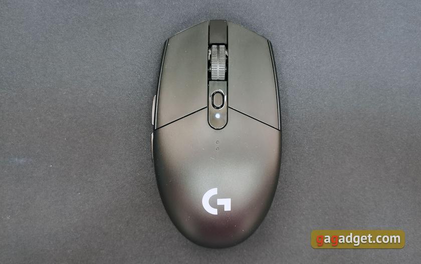 Обзор Logitech G305 Lightspeed: беспроводная игровая мышь с отличным сенсором-5