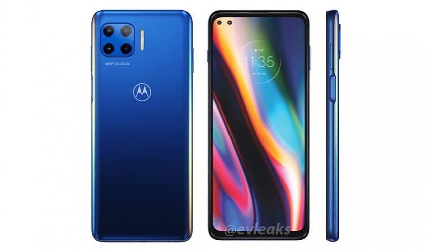 Motorola готовит к выходу новую версию Moto G: квадро-камера, сканер н