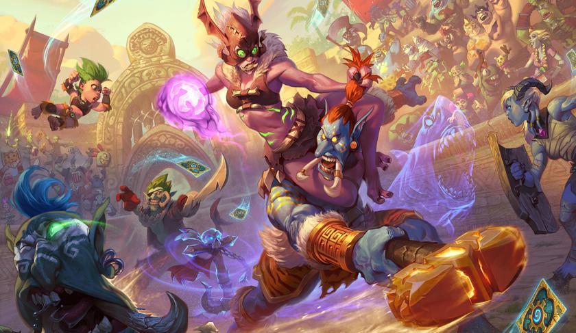 Главный дизайнер Hearthstone работает над секретным проектом Blizzard