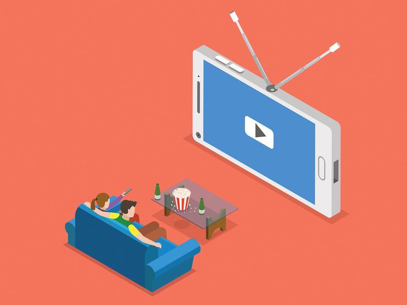 Как Apple, Facebook и Google создают новое телевидение