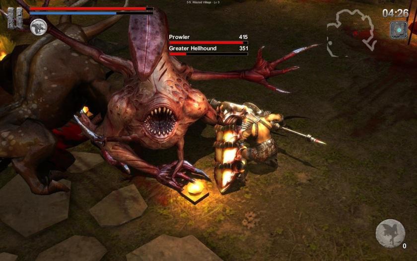 Обзор игры Ire Blood Memory на Android и iOS