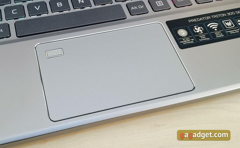 Обзор Acer Predator Triton 300 SE: игровой хищник размером с ультрабук-20