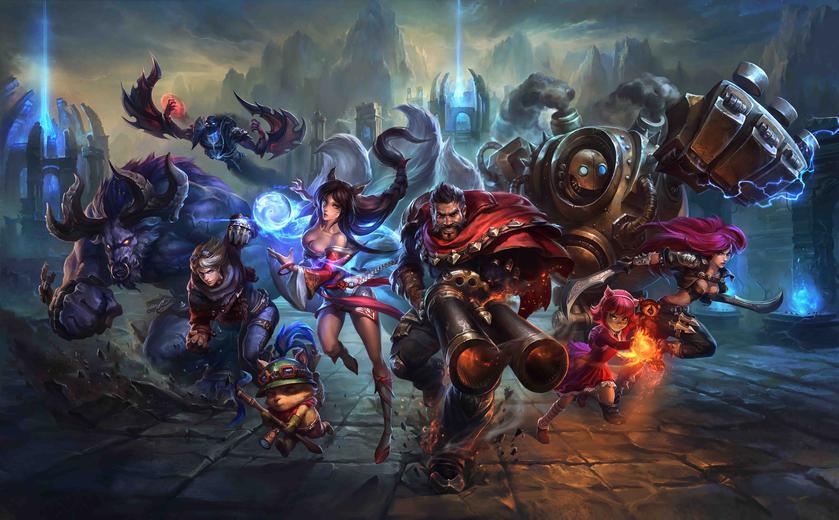 Создатели League ofLegends готовятся кразработке новой игры