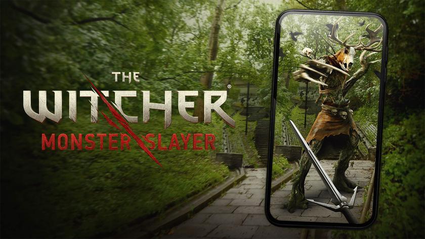 Удачной охоты! Мобильная The Witcher Monster Slayer встиле Pokemon Goвышла вРоссии