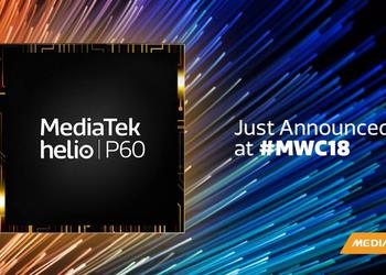 MWC 2018: MediaTek introduced the Helio P60 processor
