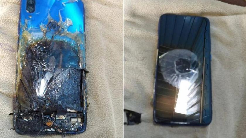 У пользователя сгорел смартфон Redmi Note 7S. Xiaomi отказалась помогать