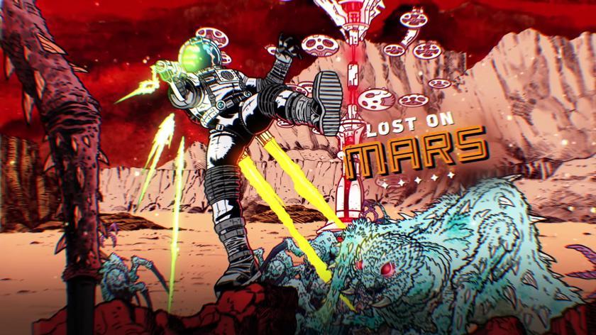 Марсианское дополнение Lost onMars для Far Cry 5 получило дату релиза