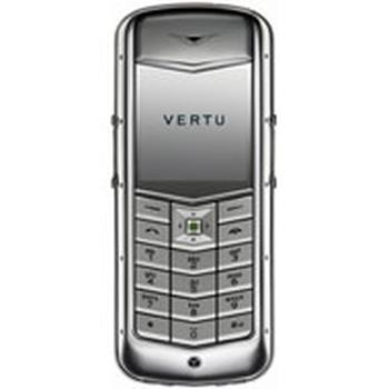 Vertu Constellation Monogram Green Leather